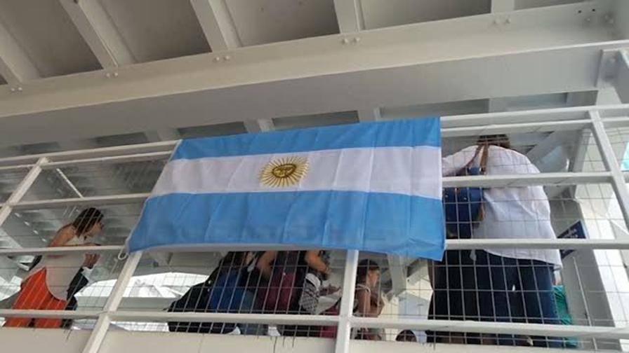 National day argentino a ritmo di tango