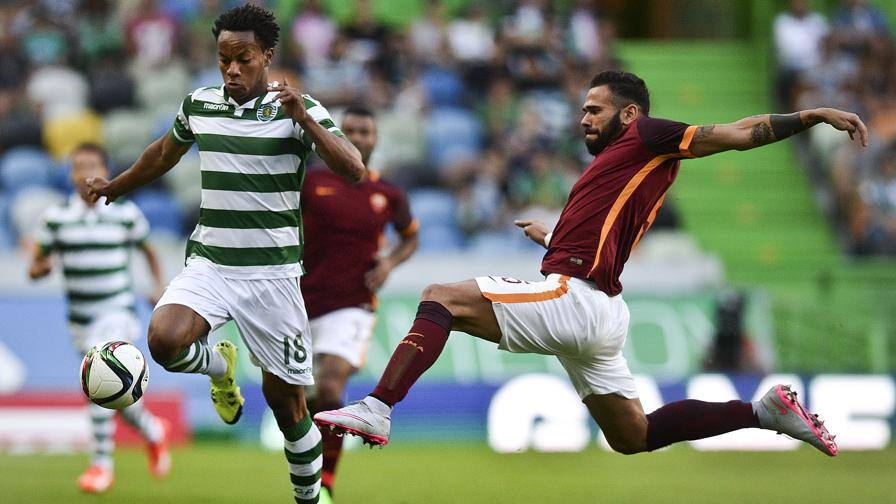 e2dac3c38a Sporting Lisbona-Roma 2-0: highlights- Video Gazzetta.it