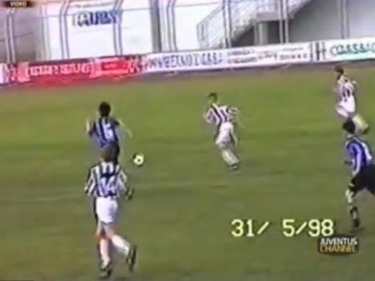 Inter-Juve, il gol capolavoro di Marchisio a 12 anni