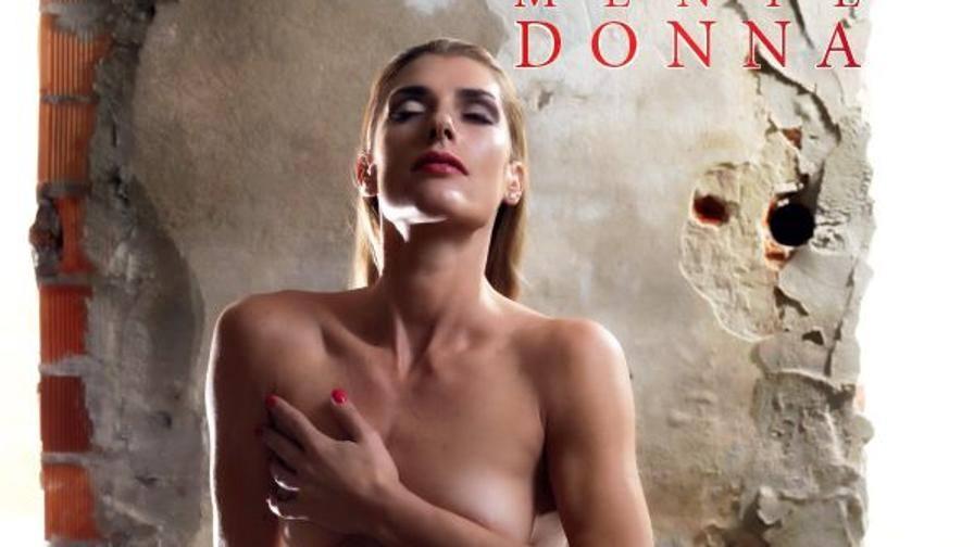 Nuda Calendario.La Piccinini In Versione Sexy Agreste Per Casalmaggiore
