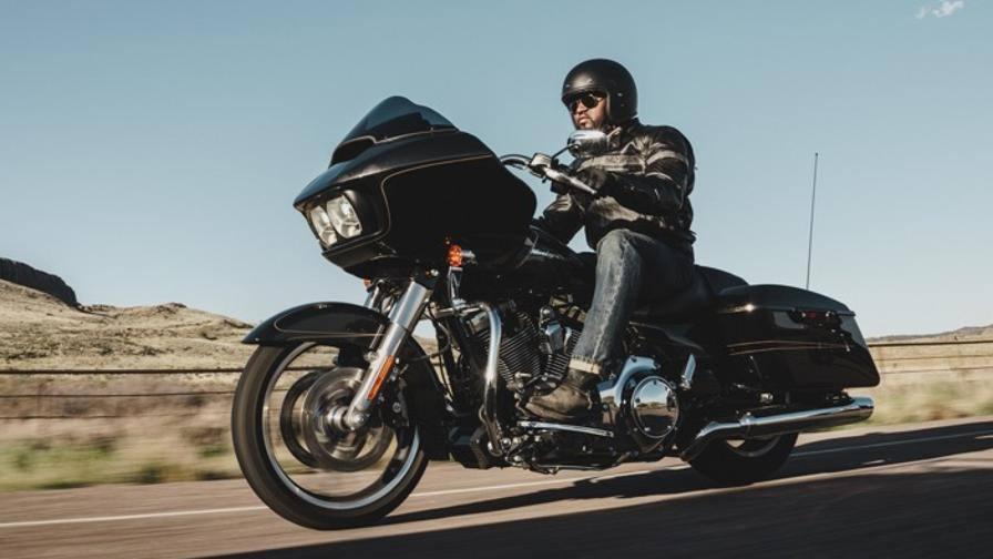 Harley-Davidson Road Glide Ultra, salotto a due ruote