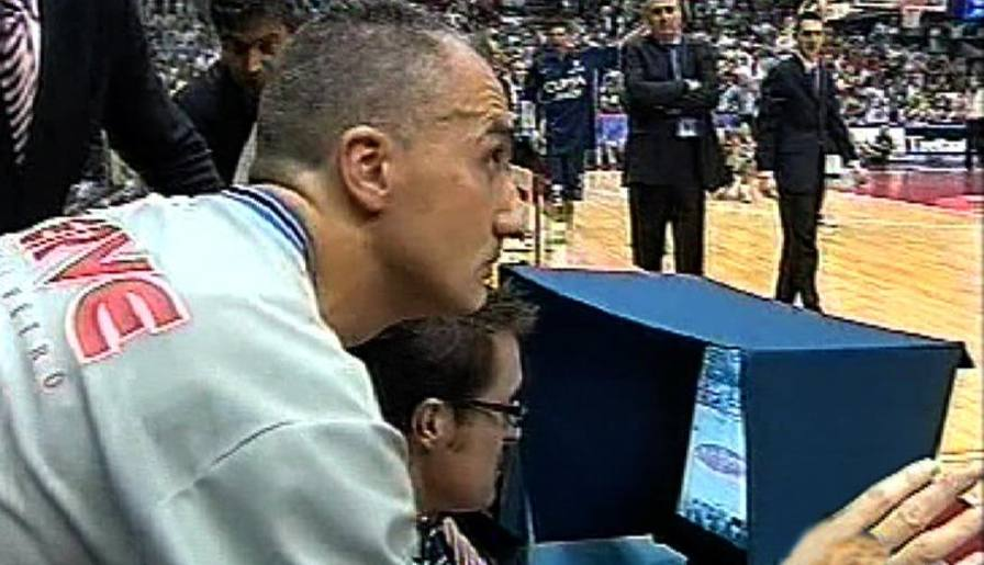 Fortitudo 2005, lo scudetto dell'instant replay