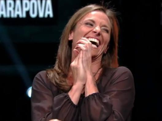 Cattelan, quiz a Roberta Vinci: