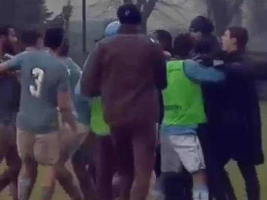 Coppa Italia primavera, Inter-Lazio finisce in rissa