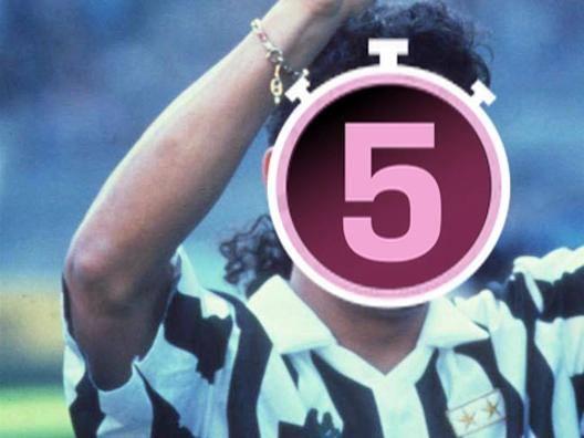 Juve-Napoli, quante ne sai? Indovina tutti i campioni