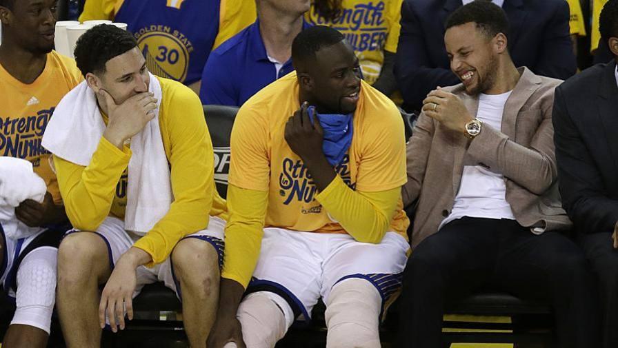 Nba Show: � gi� Spurs-Okc<br/>Warriors da 9 senza Curry