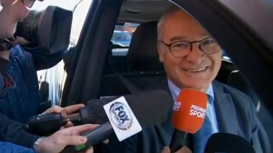 """Ranieri: """"Indimenticabile<br/>Vincere a questa et� poi..."""""""
