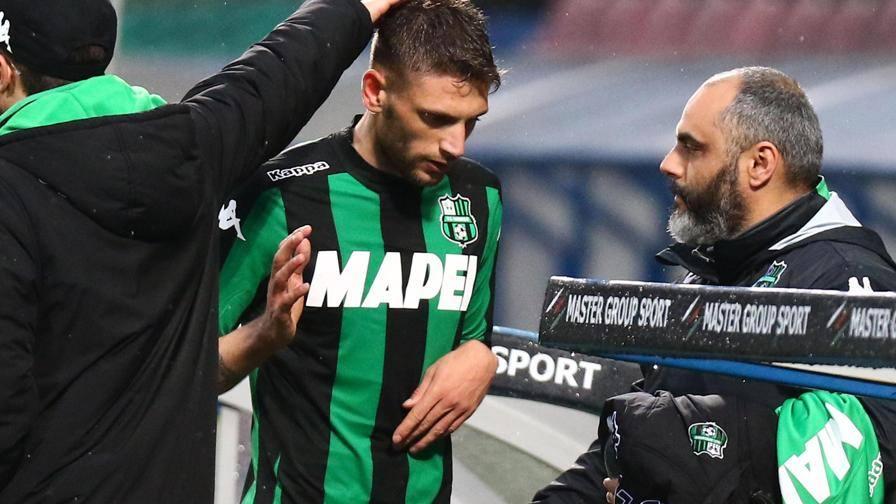 Berardi, l'Inter aspetta un varco