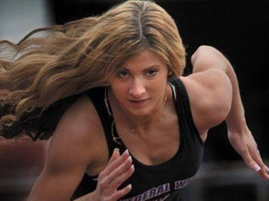 Atletica, Hannah Cunliff: la sprinter Usa che vuole la maglia azzurra