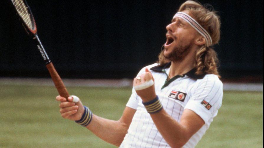 Bjorn Borg compie 60 anni