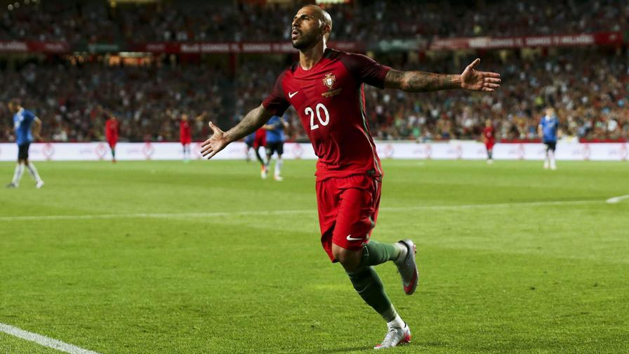 Portogallo-Estonia 7-0  Quaresma e Ronaldo show - Video Gazzetta.it 02eab99edb381