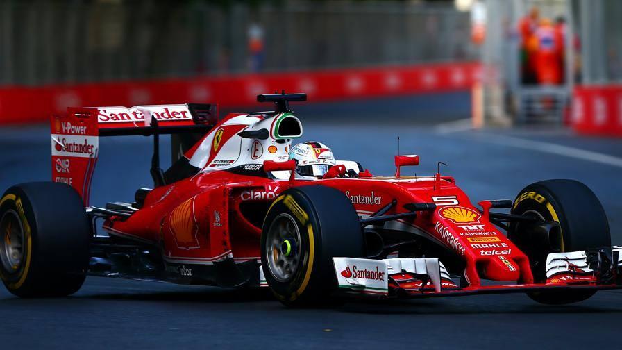 Vettel dice no ai box: bravo e lucido