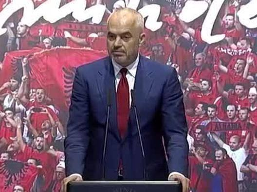 Euro 2016, Albania: l'elogio del premier Rama a De Biasi � in italiano