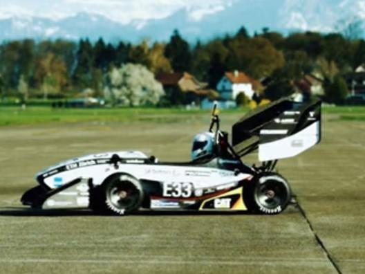 L'auto elettrica � da record: da 0 a 100 km/h in un secondo e mezzo