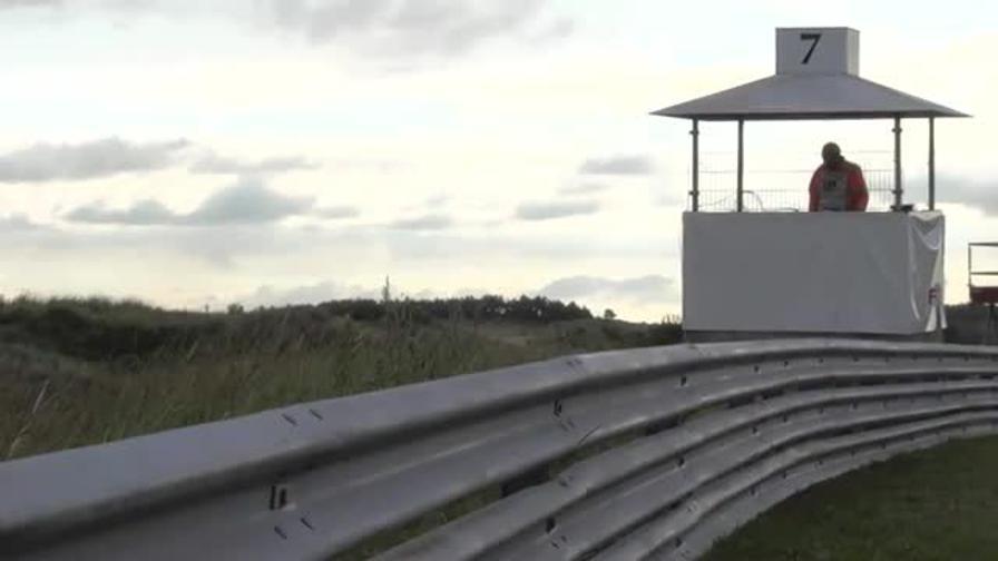 "Peter Fill show a Zandvoort: ""Adoro la velocit�"""
