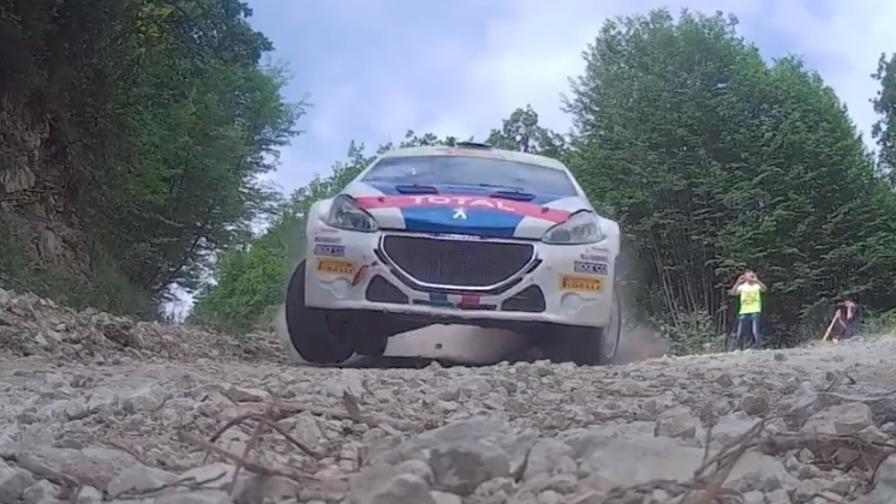 "Andreucci sulla Peugeot 208 T16: ""La guido cos�"""