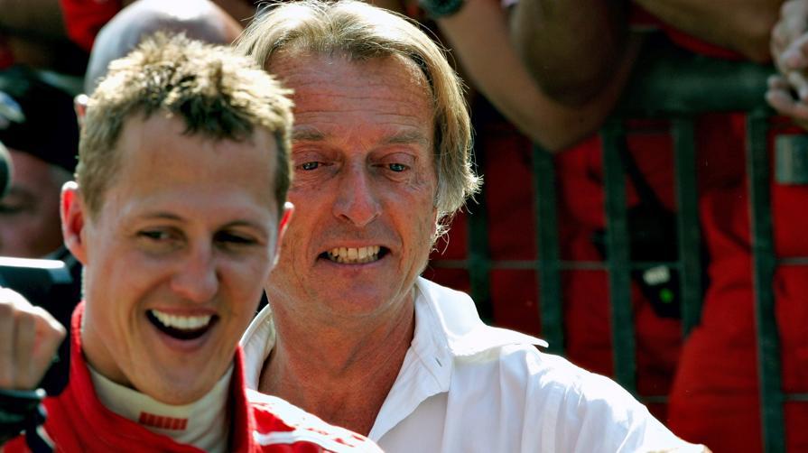 Schumi vince a Monza e annuncia il ritiro