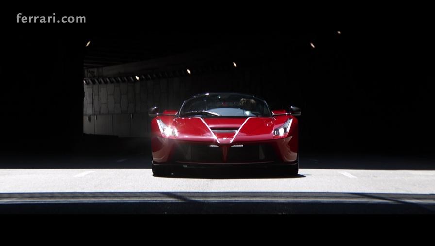 LaFerrari Aperta: pure Vettel � estasiato!