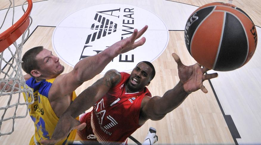 Milano, brividi e vittoria col Maccabi