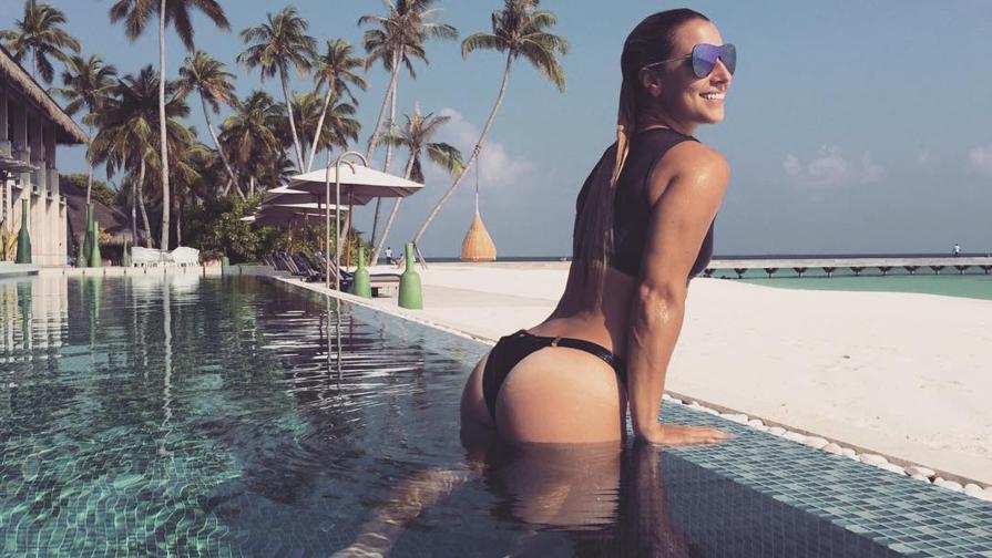 Cibulkova, Instagram rovente per la bella tennista