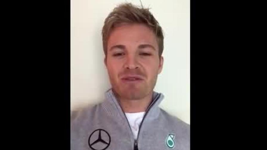 """Rosberg spiega le ragioni:<br> """"La vetta ormai è raggiunta"""""""