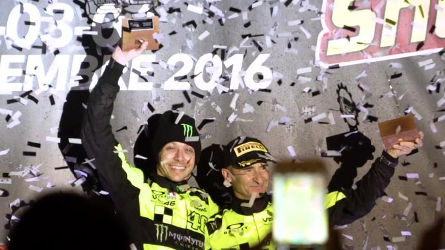 """Rossi trionfa a Monza: """"Evento fantastico"""""""