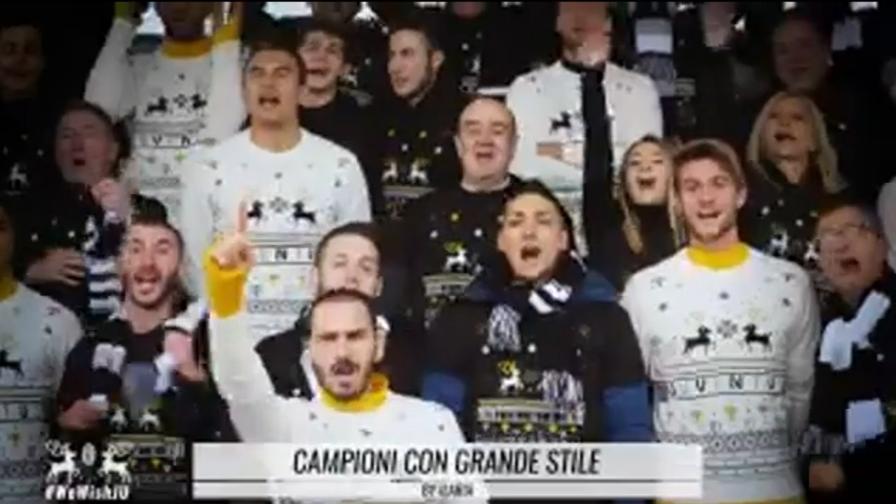 Auguri Di Natale Juventus.Auguri Buon Natale Juventus Natale In Europa