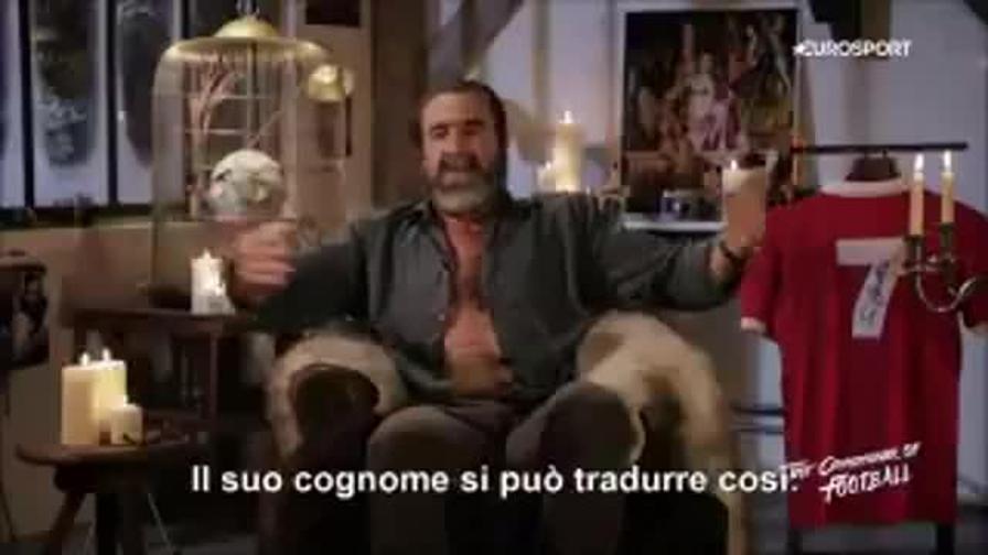 Cantona ce l'ha con Infantino