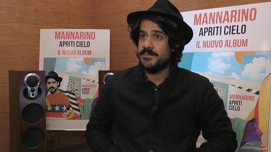 Alessandro Mannarino Totti Per Me è Come Gesù Video Gazzettait