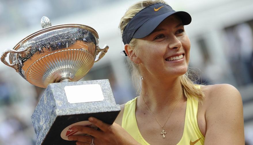 Maria Sharapova, i 30 anni della bella regina siberiana