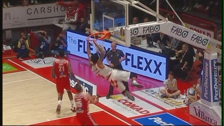The Flexx Pistoia-Consultinvest Pesaro 87-83