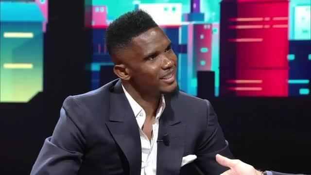 """Champions Inter, Eto'o rivela <br>""""Mourinho mi chiese di..."""""""