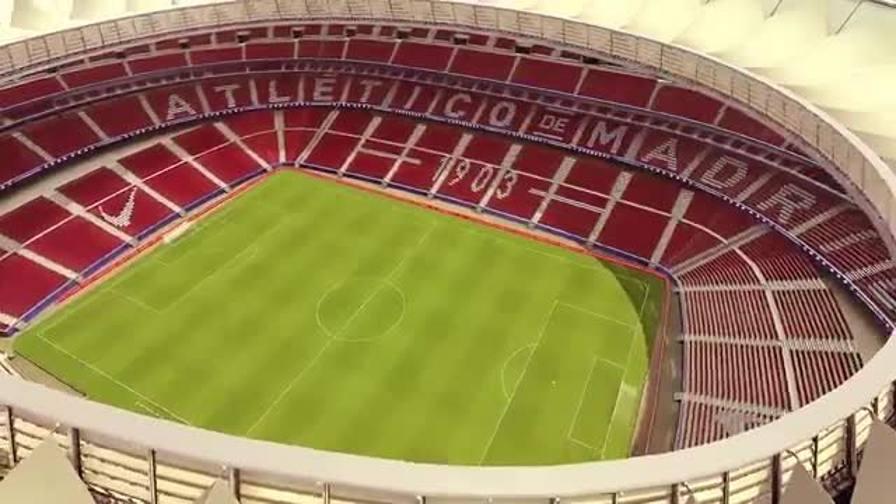 Ecco il wanda metropolitano la nuova casa dell 39 atletico for Puerta 3 wanda metropolitano