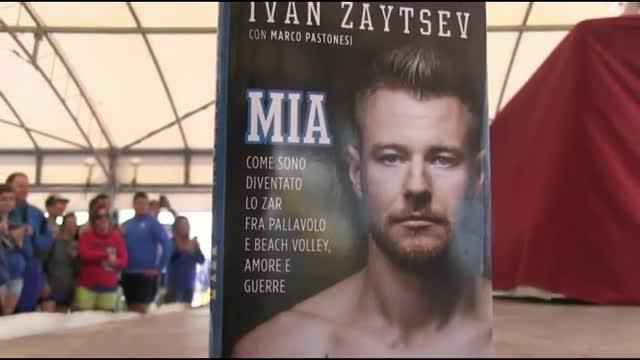 """Zaytsev presenta """"Mia""""<br>Autobiografia di uno zar"""