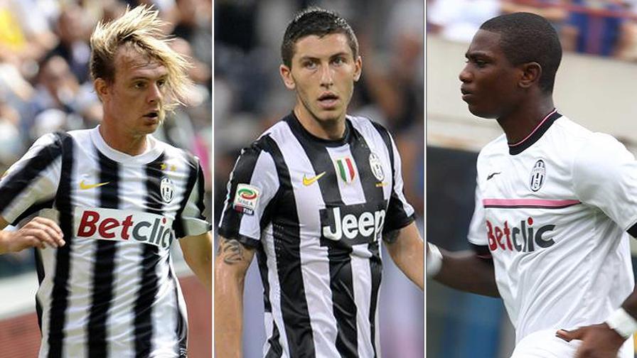 Krasic, Marrone, Elia e...<br>Nel 2012 campioni. E ora?