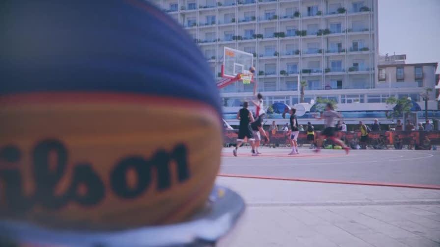 88 squadre, solo 4 in finale: lo spettacolo del basket streetball