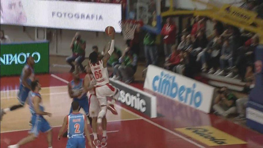 Varese travolge Cantù 95-64, gli highlights