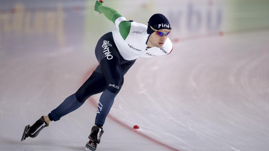 Pyeongchang pattinaggio velocità: leleganza in pista lunga video