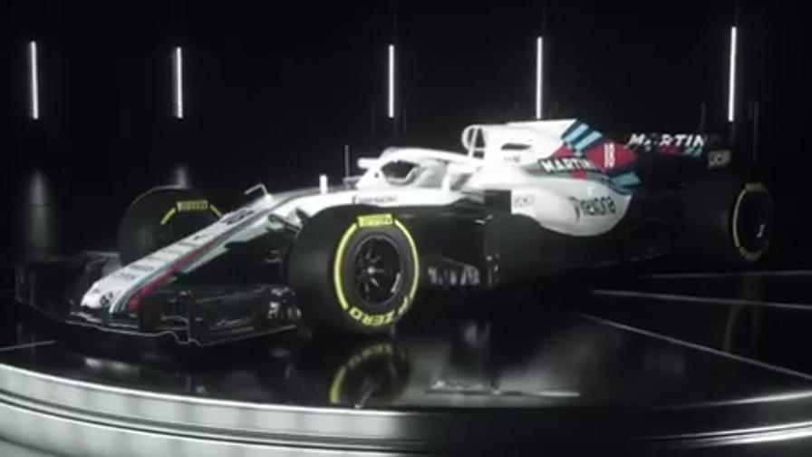 Ecco la nuova Williams