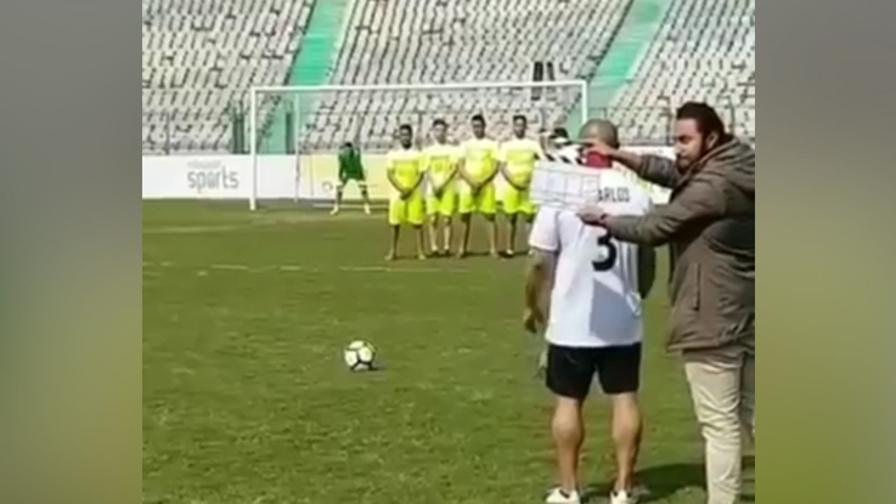Roberto Carlos, il piede è sempre magico