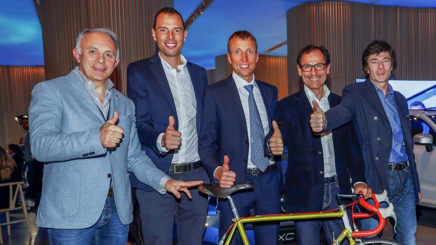 La Milano-Sanremo<br>spiegata da cinque big