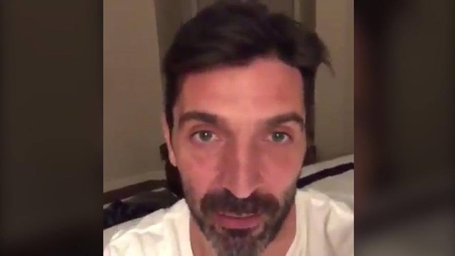 """Buffon ad atleti paralimpici: """"Orgoglioso di voi"""""""
