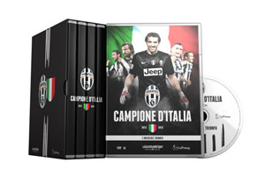 JUVE CAMPIONE D&rsquo;ITALIA