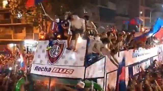 La squadra di Papa Francesco, il San Lorenzo, campione di Argentina - Video Gazzetta.it