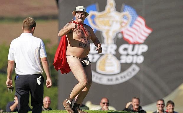 Naked obama streaker