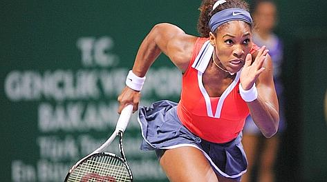 Serena Williams, terzo trionfo al Masters. Ap