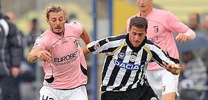German Denis resta all'Udinese. Lapresse