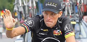 Armstrong al Tour de France 2010. Reuters