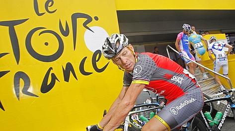 Armstrong accuse di doping