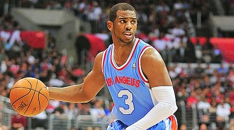 Chris Paul, 27 anni, 9,1 assist di media nel 11-12. Reuters